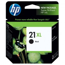HP Original 21XL High Yield Black