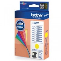 Brother LC223Y Yellow Original
