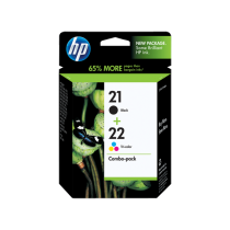 HP Original 21/22 Combo Pack
