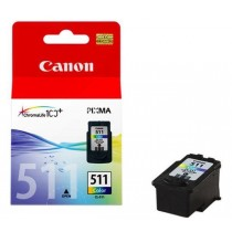 Canon CLi-511 Colour Original Ink Cartridge